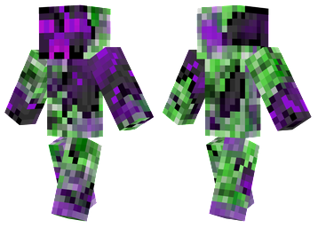 Infected Ender Creeper
