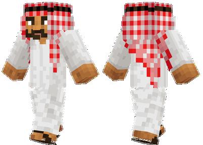 Arab Man | Minecraft S...