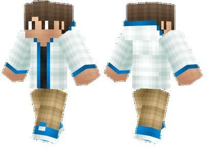Cool Boy Minecraft Skins - Skins para minecraft pe boy