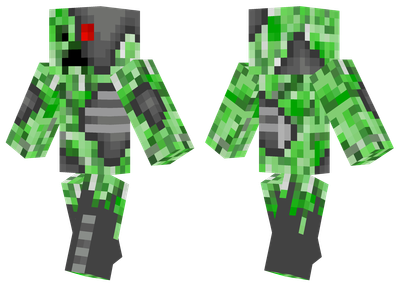 Creeper Cyborg