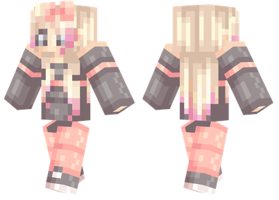 Cute Girl Minecraft Skins