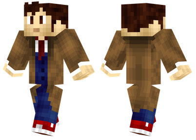Doctor Who   Minecraft Skins