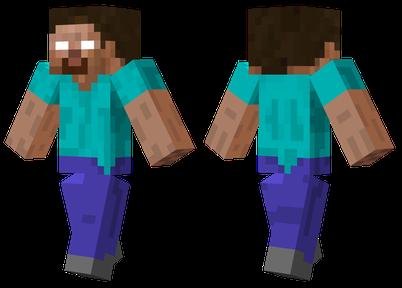 Herobrine Minecraft Skins - Skins minecraft kostenlos downloaden