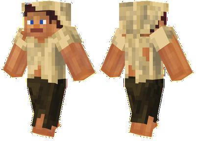 Husk Steve | Minecraft Skins