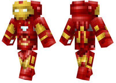 Iron man minecraft skins iron man sciox Images