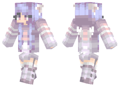 Kitten Girl | Minecraft Skins