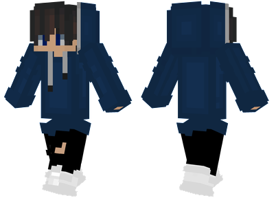 Long Hoodie | Minecraft Skins