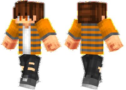 Halloween Boy | Minecraft Skins