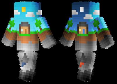Over World 2.0 | Minecraft Skins