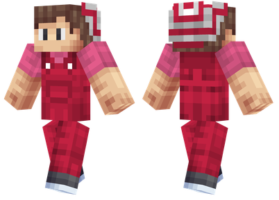 Red Overall