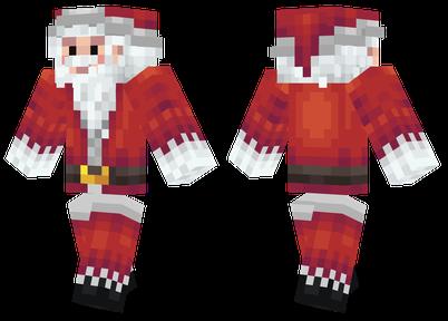 Santa | Minecraft Skins