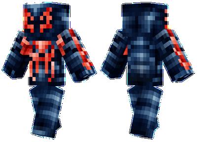Spiderman 2099 | Minec...