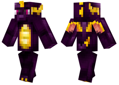 Spyro | Minecraft Skins | 402 x 288 png 58kB