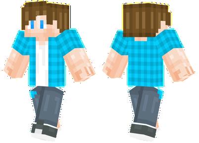 striped teen minecraft skins