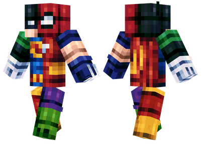 Superheroes Mashup | Minecraft Skins