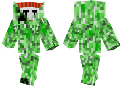 TNT Creeper - Skin