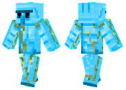 Diamond Iron Golem