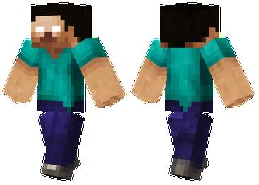 Herobrine Minecraft Skins - Skins para minecraft pe de bebe
