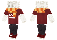 Nether Quartz Boy