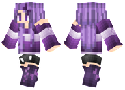 Nyan Cat Girl | Minecraft Skins