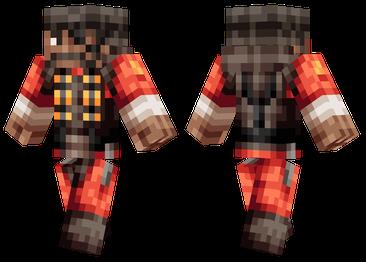 TF2 Red Spy | Minecraft Skins